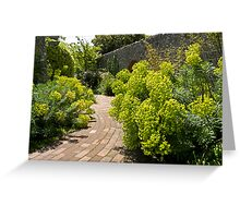 Kipling Gardens Greeting Card