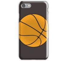 Basketball Vector iPhone Case/Skin