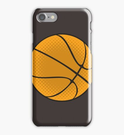 Basketball Vector iPhone Case/Skin