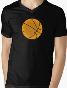 Basketball Vector Mens V-Neck T-Shirt