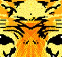 Diprosopus Panthera Leo Sticker