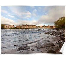 Perth from the Tay Poster