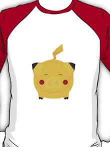 Pigachu an electric little piggy T-Shirt