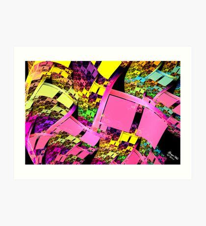 Portals to the Universe Art Print