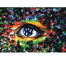 A Yankee Eye Photographic Print