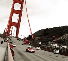 Golden Gate Bridge by Photochyck Photography