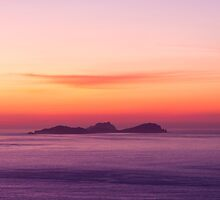 Outer Blasket Islands by Hauke Steinberg