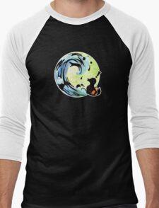 Uh Oh Duck! Men's Baseball ¾ T-Shirt