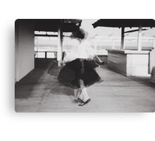 Dirty dancing Canvas Print