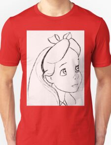 Alice Black and White T-Shirt