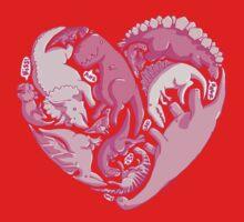 Loveasaurus Kids Clothes