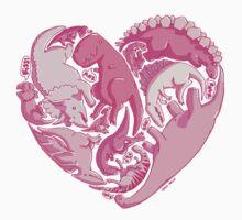 Loveasaurus Kids Tee