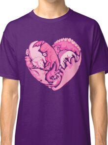 Loveasaurus Classic T-Shirt