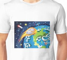 Earth Planet 2 Unisex T-Shirt