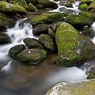 Water and Rocks by Joe Thill