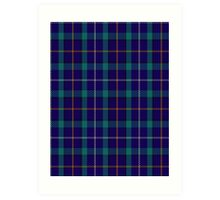 00766 Baptist Union of Scotland Tartan Art Print