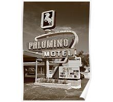 Route 66 - Tucumcari, New Mexico Poster