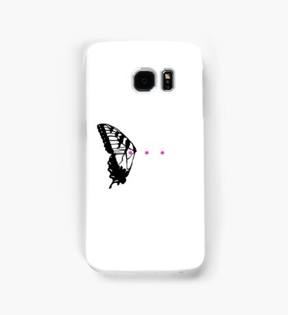 Pmore Brand New Eyes minimal fanart Samsung Galaxy Case/Skin
