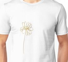 Just a Simple Flower Unisex T-Shirt