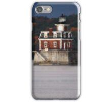 Hudson River Lighthouse iPhone Case/Skin