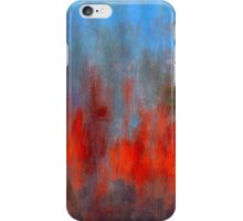 Abstract Note no. 11 iPhone Case/Skin