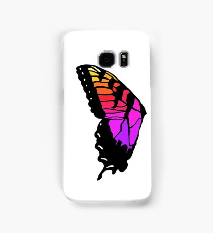 Butterfly wing pmore brand new eyes inspired  Samsung Galaxy Case/Skin