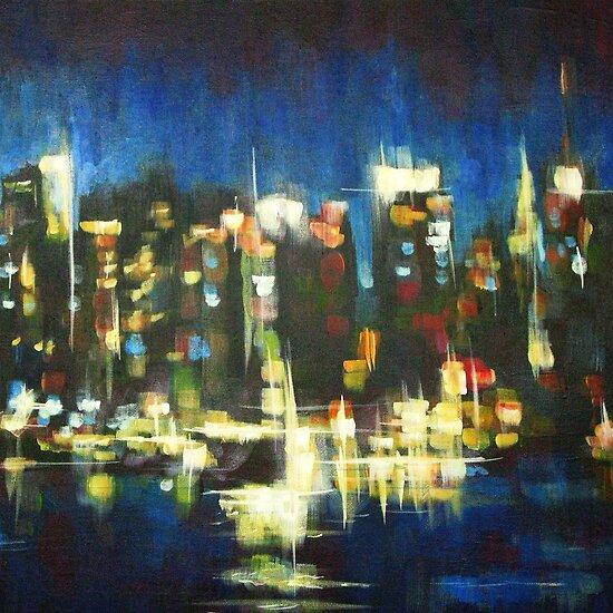 New York Skyline 2008 belongs