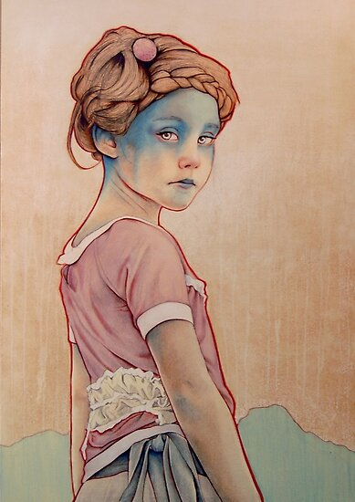 Oil Paintings: Within White by Michael Shapcott