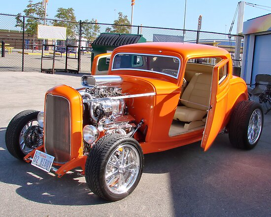 1932 Ford Hi Boy Hot Rod belongs to the following groups: