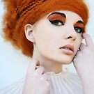 Tangerine Cream by Felice Fawn