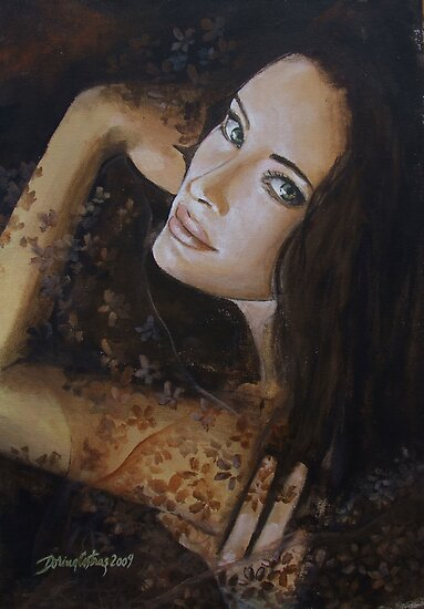 """I hate lie...""""Resentments"""" series by dorina costras"""