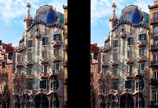 casa batllo barcelona. Casa Batllo, Barcelona, Spain