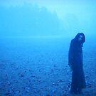 Lisa in Foggy Glen by John Manning
