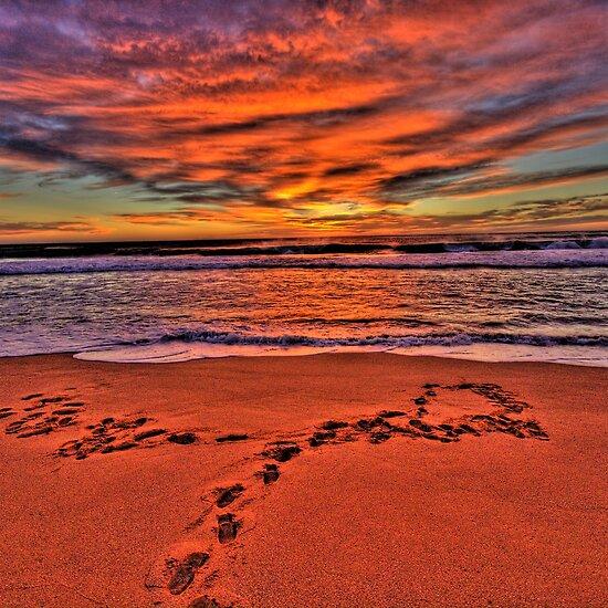 'shrink footprint tattoos / free footprint x stitch pattern