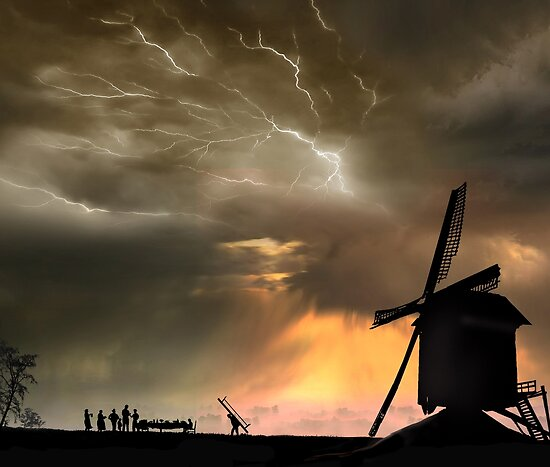 Windmill Supper