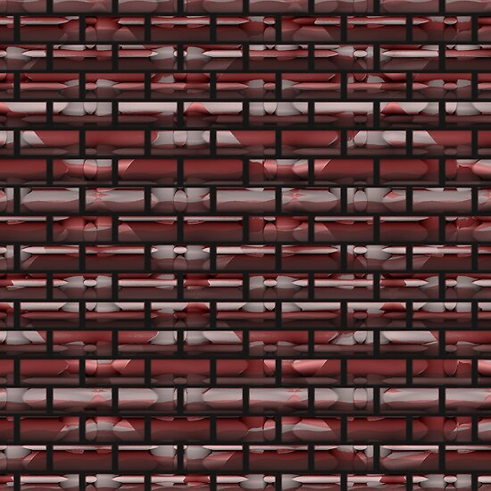 red and black wallpaper. RED AND BLACK BRICK WALLPAPER