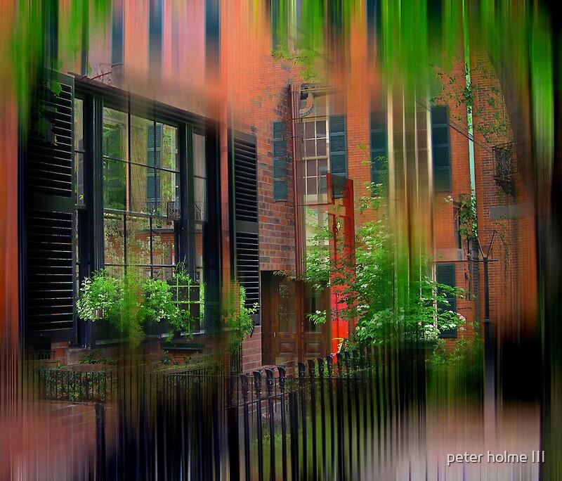 ...boston windows... by peter holme III