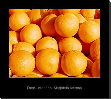 Food - oranges