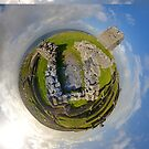 November's Photograph - O'Brien Norman Fort Inisheer - Buy it as a Framed Print