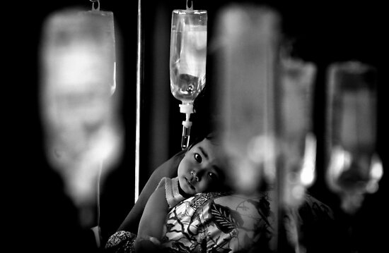 Street Photography: Get Well Soon My Dear by Roni Photography
