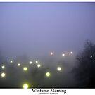 Wintumn Morning by HiljaisenArt