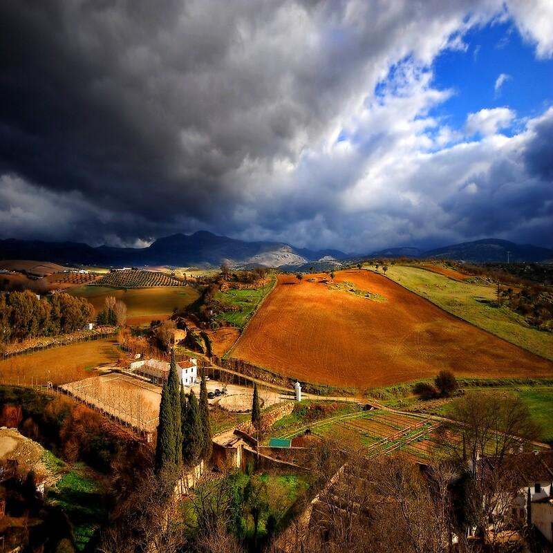 Andalucía para siempre por Philippe Sainte-Laudy