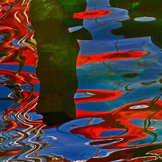 "Dreaming of Boats"" Fine Art Print by Sandra Guzman   RedBubble"