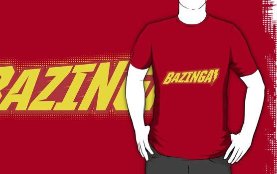 work.5628469.1.fig,red,mens,fbfbfb.bazinga v3 Xmas #WishList: 30 Top Redbubble T shirt Designs