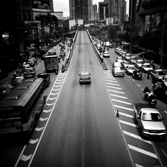 Toy Camera: Bangkok by JP Candelier