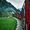 The Zillertal Steam Train
