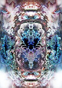 Alien Eyes by Kristin Sharpe