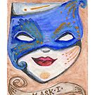 Mask I by Amy-Elyse Neer
