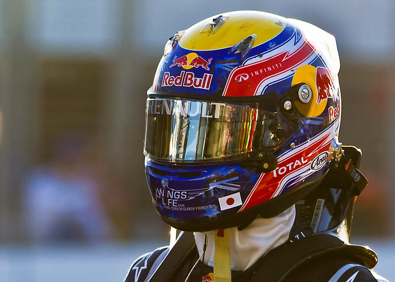 Mark Webber 2011 by Paul Golz