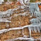 The Ice Falls by Kansas Allen
